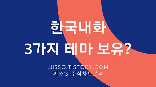 한국내화 주가 급등 이제 시작?