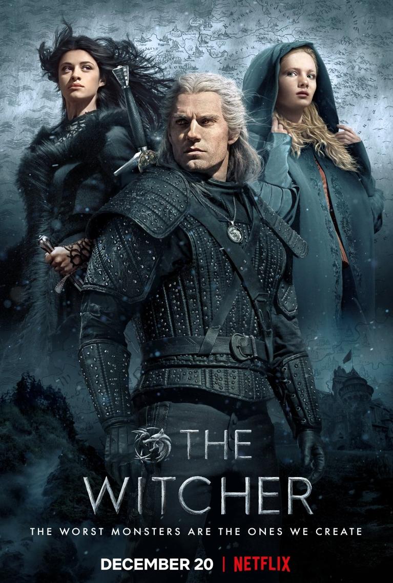 [Netflix 넷플릭스] 더 위쳐 (The Witcher, 20하나9) ~처럼