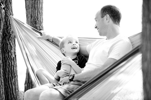 아이의 언어발달을 위한 아빠의 역할