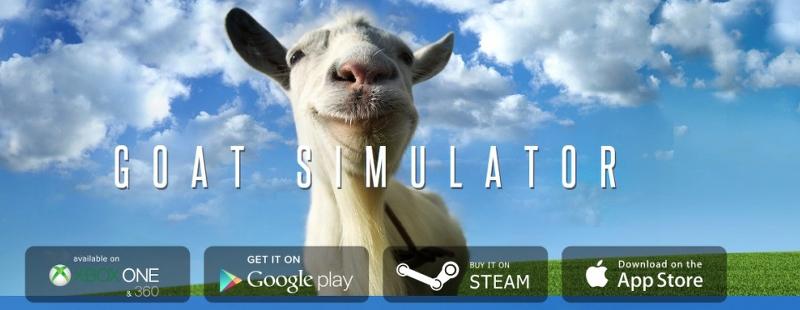 염소 시뮬레이터 : GTA 볼까요