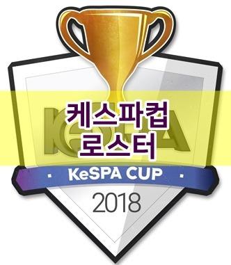 2018 롤 케스파컵 로스터 및 대진표, 일정 - 2라운드 살펴보기