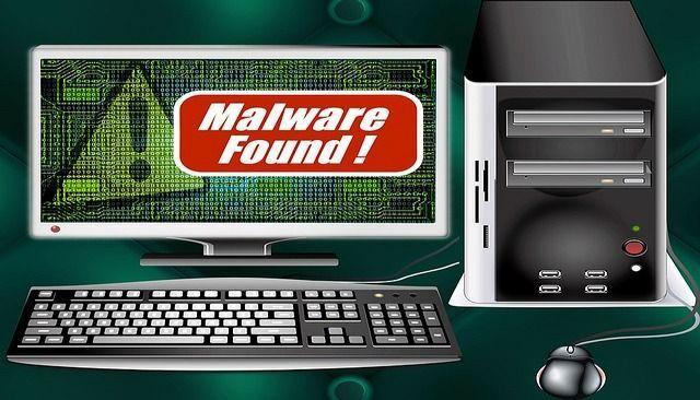 악성코드에 감염된 웹호스팅 업체 서버