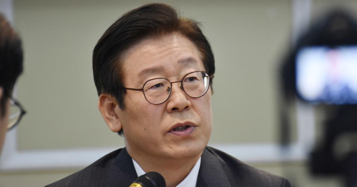"""성남시민 1800억원 배당.. 이재명 """"세금 퍼주는 거 아니에요"""""""