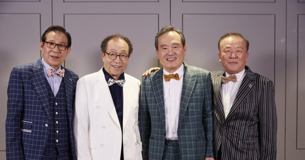 """[엑's 인터뷰] '비밥바룰라' 신구 """"80대에도 다작 비결? 건강·노력 잃지 말아야"""""""
