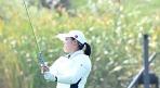 장하나, 간결해진 샷으로 정확도 높여 LPGA 첫 우승