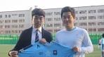 '현실판 청춘 FC' TNT, 청스컴퍼니와 MOU 체결