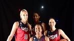 '캐칭 또 올림픽 간다' 美여자농구대표팀 발표