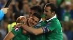 '롱 득점' 아일랜드, 네덜란드와 1-1 무