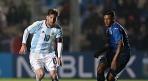 '메시 부상' 아르헨, 온두라스와 평가전 1-0 승리