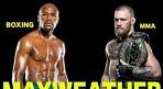 UFC 스타 맥그리거, 메이웨더와 대결 현실성 있나?