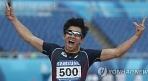 김국영, 육상선수권서 200m 올림픽 기준 기록 도전