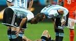 아르헨티나, 핵심 선수 줄부상 '코파 2016 적신호'