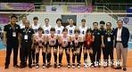 한국 U19 女배구 팀 'Again 2010 정상을 향해'