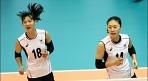 한국 U19 女배구, 필리핀에게 3-0 완승.