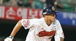 롯데 맥스웰, 이승현 상대 한국 무대 첫 홈런 작렬