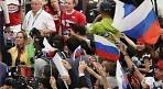 '도핑 파문' 러시아 대표팀 브라질 리우 입성