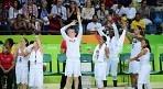 美여자농구, 스페인 완파하고 6연속 올림픽 금메달