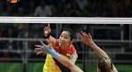 '예선 4위' 중국 여자배구, 극적인 올림픽 金