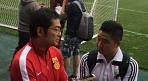 """中 기자, """"중국축구 발전했지만, 韓과 격차 여전"""""""