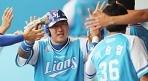 '꾸준-화려' 최형우, 3년 연속 3할·30홈런·100타점
