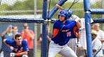 NYM 팀 티보, 교육리그 첫 타석부터 홈런 작렬