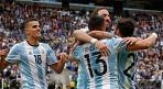 '메시 제외' 아르헨티나, WC 예선 명단 발표