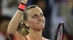 크비토바, 케르버 꺾고 WTA 우한 오픈 8강행