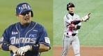 '최고참' 이호준 vs 박용택의 가을 야구 도전