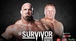 레스너 vs 골드버그, WWE 서바이버 2차전 확정