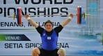 [역도] 이선미, 세계유소년선수권 은메달 3개 수확