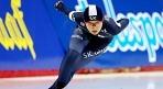 '빙속' 박승희, 3차 디비전B 1000m 은메달