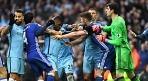 英FA, 충돌 일으킨 맨시티-첼시 모두 징계