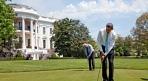 오바마 8년간 골프 306라운드의 숨은 의미