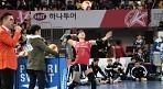 김해란의 플로터서브, 비결은 내부경쟁?
