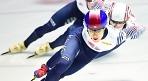 서이라·박세영, 쇼트트랙 男 500m 나란히 銀·銅