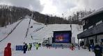 45년 된 일본 '스키점프 성지' 삿포로서 여전히 '현역'