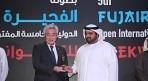 UAE 왕세자, 태권도 난민 프로젝트에 10만 달러지원