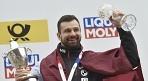 두쿠르스, 윤성빈 없는 스켈레톤 세계선수권 우승