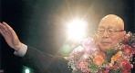 2000년 3월 25일 박치기왕 김일 링을 떠나다