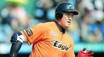 한화 김주현 솔로포..시범경기 1호 홈런