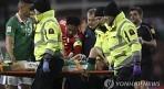 아일랜드 콜먼, 월드컵 예선 웨일스전서 오른발 골절상