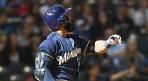 '연타석포' 테임즈, MIL 4월 홈런-득점 신기록