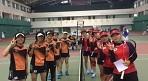 한국, 차이니즈 컵 정구 대회 종합 우승