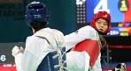 [세계태권도] 김잔디, 여자 67kg급 동메달