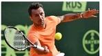 프로 테니스 선수 된 말디니, 데뷔전 후 은퇴