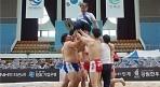 울산동구청, 전국씨름선수권 단체전 우승