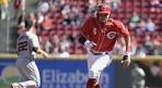 'MLB 우사인 볼트' 해밀턴, 초당 9m 뛰는 날쌘돌이