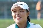 LPGA 첫 승 거둔 장하나의 '검객 세리머니' 화제