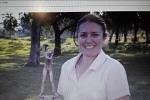 호주 남자프로골프 대회에 여자 선수 출전