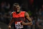 우사인 볼트, 올해 첫 200m서 19초89로 우승